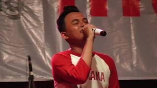 NDX AKA - Kangen Mantan ( Live in Mandala Krida Jogja 10/02/2018)