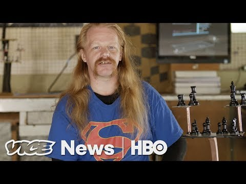 Does It Take A Genius To Play 3D Chess? We Asked The Masters (HBO)