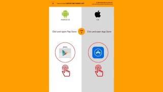 Downloading Report Bee Parent Mobile App - Demo - Bhavan's Rajaji Vidyashram screenshot 1