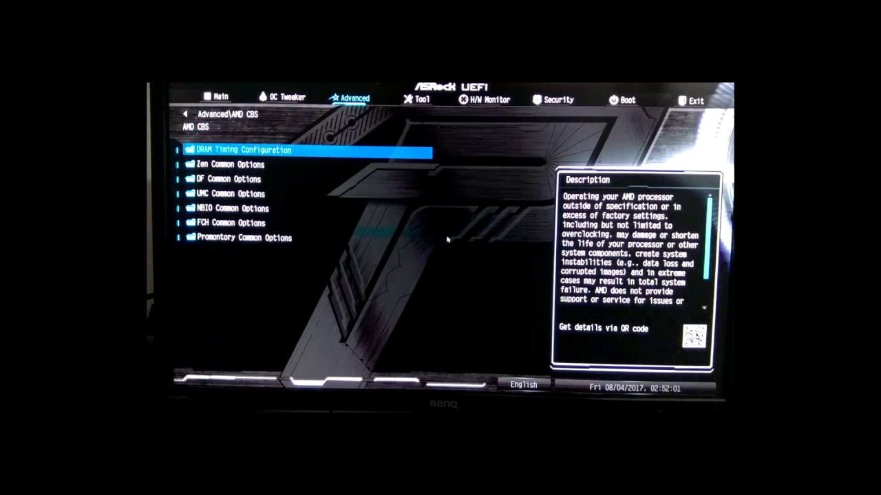 Guia de Overclock via PState Asrock B350M Pro4 BIOS 3 0 R5 1400 3 8 Ghz