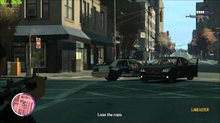 GTA IV BMW F01 7 Series - Drug wars gameplay HQ 1080P