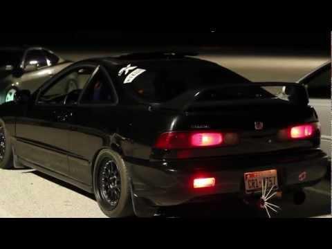 1992 Acura Integra Goes Bwaaaaaaaaah! | Doovi