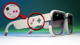 Unboxing The GAMEBOY Glasses