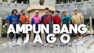 Download AMPUN BANG JAGO by Tian Storm x Ever Slkr | Choreography | Dance Fitness | TML Crew Kramer Pastrana