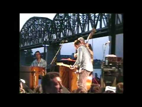 JD McPherson.live @ Waterfront Louisville, KY 7/25/12