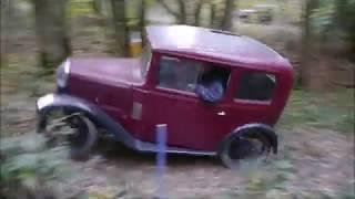 2017 10 29 750MC Tulleys Farm Austin Seven Trial