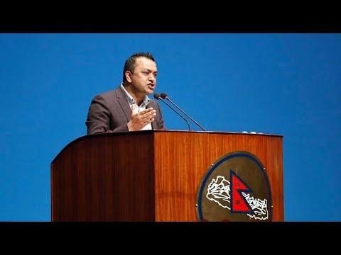 गगन थापाले सँसदमै थर्काए केपी ओलीलाई  Gagan Thapa Latest Speech in Parliament