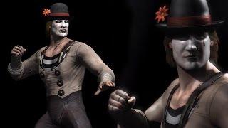 Mortal Kombat X: How To Get Ninja Mime Johnny Cage [iPad/Android]