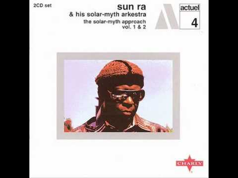 Sun Ra & His Arkestra - The Satellites Are Spinning.wmv