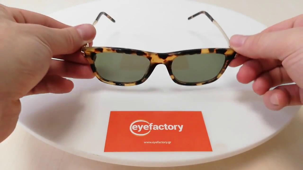 Marc Jacobs Sunglasses MARC 139 S LSH - YouTube c2f6516eb2e