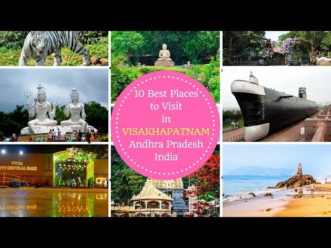 10 Best Places to Visit in Visakhapatnam, Sightseeing | Tourist Destinations near Vizag