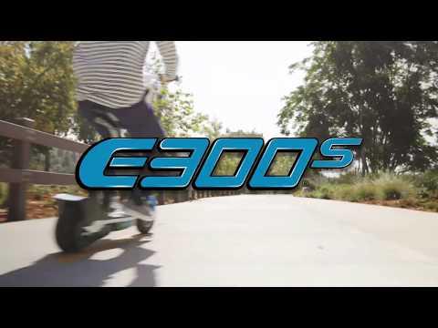 Razor E300S Electric Scooter Ride Video