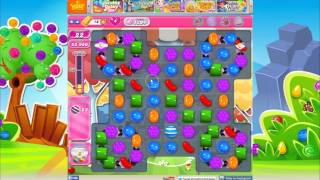 Candy Crush Saga Level 1204 (No Boosters)