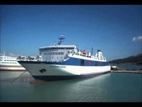 Ships in Greece