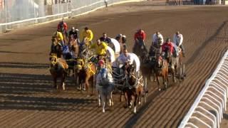 GMC Rangeland Derby - Top Three Heats - Day 1