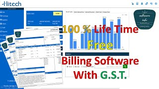 Free gst billing software for retail shop