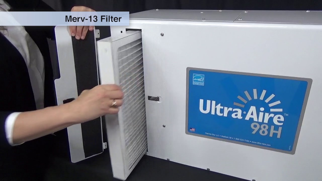 98H - Whole House Ventilating Dehumidifier | Ultra Aire