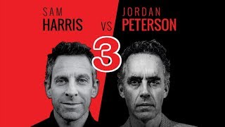 Sam Harris, Jordan Peterson & Douglas Murray - Dublin