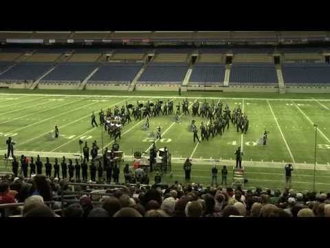 !Luling High School Band 2013   UIL 2A State Marching Contest