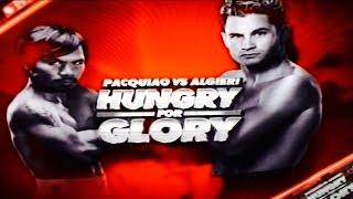 Best of Manny Pacquiao versus Chris Algieri Highlights Venetian Macau Cotai by HourPhilippines.com