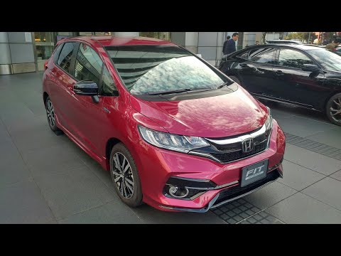In Depth Tour Honda Fit Hybrid JDM - Indonesia