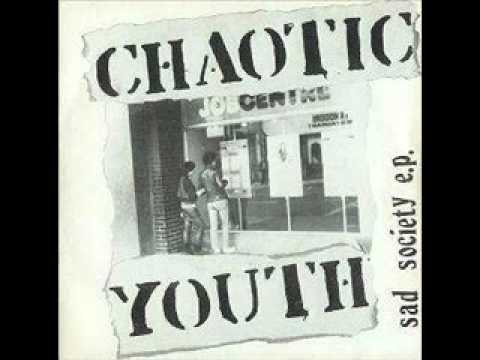 Chaotic Youth  No Future UK