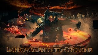 Improvements to Cyclone