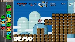 Bowser's Return (Demo) (20??) | Super Mario World Hack