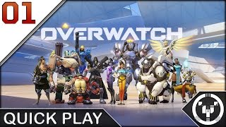 QUICK PLAY | Overwatch | 01