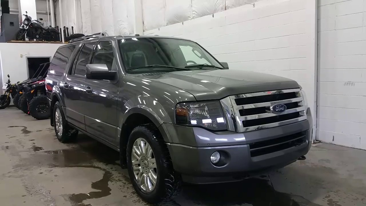 2014 ford expedition max limited w sunroof leather power boards review boundary ford