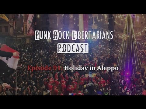 PRL Podcast Episode 91: Holiday in Aleppo