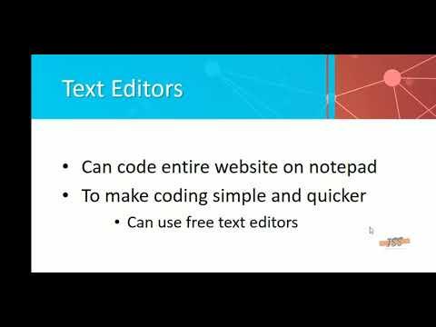 Online Web Development Program: HTML Course: Module 1