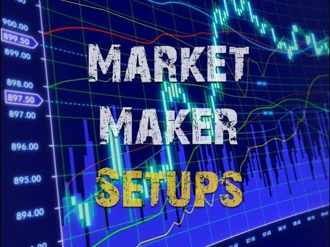 Online forex market makers