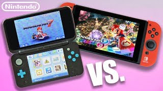 New Nintendo 2DS XL vs Nintendo Switch | Ask Ray Anything #10