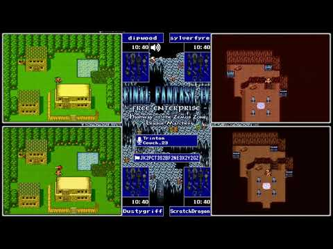 FF4 Free Enterprise Highway to the Zemus Zone - dipwood, sylverfyre, Dustygriff, ScratchDragon
