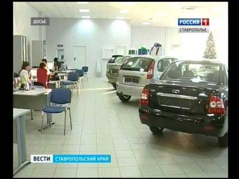 Ставрополь - лидер по угону автомобилей на Юге России