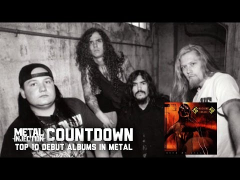 #8 MACHINE HEAD Burn My Eyes - Top 10 Debut Albums In Metal | Metal Injection