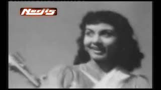 """Mera Salam Le Ja Dil Ka Payam"" | Superhit Song | Nimmi | ""Uran Khatola"""