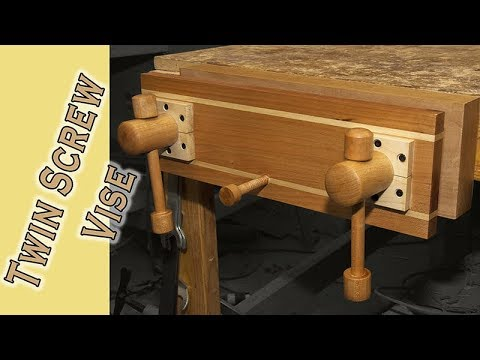 Revisit the Twin Screw Vise