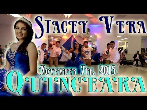 Stacey Vera Quince Surprise Dance | Baile Sorpresa | #rhythmwriterz