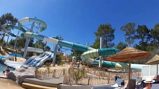 Aquatube - Parc Aquatique  Camping Palace Soulac Sur Mer - 2017 - Ricoh wg M1