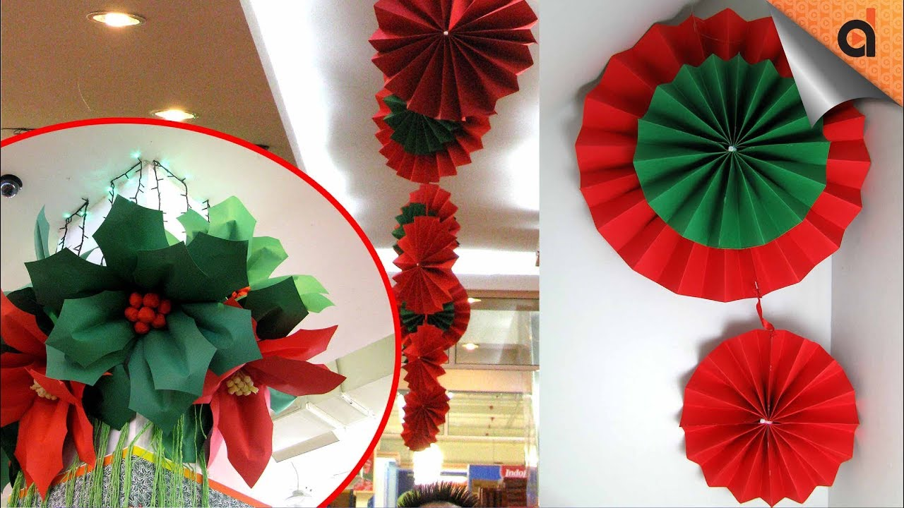 learn how to make christmas lantern using cartolina paper