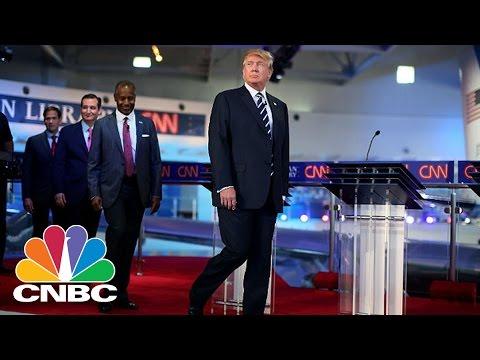 Doanld Trump Considering Post-Election TV Network: Bottom Line   CNBC