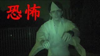【恐怖映像】心霊スポットいったら幽霊に襲われました。 thumbnail