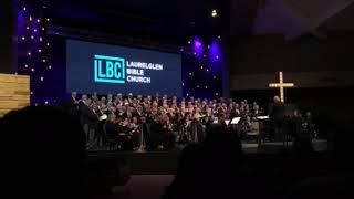 Jesus Lifted Me by Men's Chorus