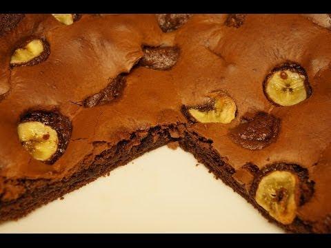 gâteau-banane-nutella-facile-(-cuisinerapide)