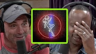 "Joe Rogan Performed at a ""Jack and Jill"" Strip Club"