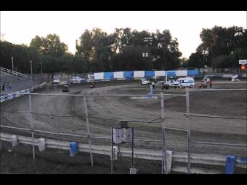 Plaza Park Raceway - Heat Race - July 25, 2014