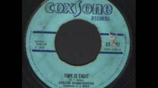 Sound Dimensions - Time is Tight - Coxsone 1969 - Ska Reggae.wmv