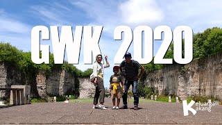 Jalan Jalan di GWK Garuda Wisnu Kencana Wisata Bali 2020